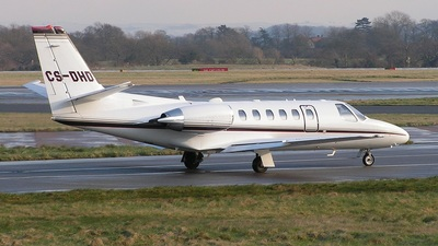 CS-DHD - Cessna 550B Citation Bravo - NetJets Europe