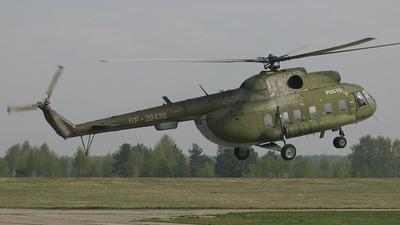 RF-20438 - Mil Mi-8 Hip - Russia - Defence Sports-Technical Organisation (ROSTO)