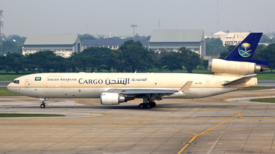 HZ-ANC - McDonnell Douglas MD-11(F) - Saudi Arabian Airlines Cargo