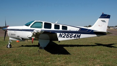 N2664M - Beechcraft A36 Bonanza - Private