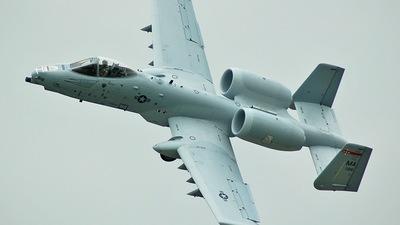 78-0616 - Fairchild A-10A Thunderbolt II - United States - US Air Force (USAF)