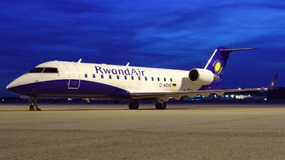 D-ACHG - Bombardier CRJ-200LR - RwandAir