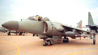 ZH803/128 - Hawker Siddeley Sea Harrier F/A.2 - United Kingdom - Royal Navy