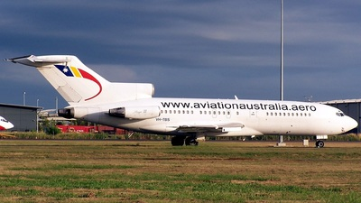 VH-TBS - Boeing 727-77C - Aviation Australia