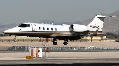N180CP - Bombardier Learjet 60 - Private