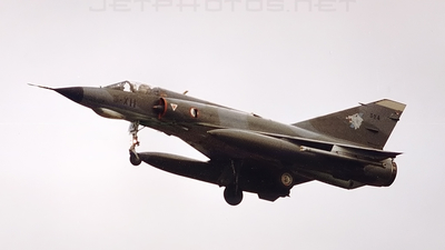 524 - Dassault Mirage 3E - France - Air Force