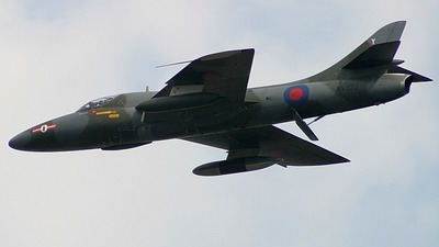 WV322:Y  ( - Hawker Hunter - Private