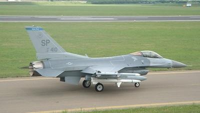 91-0410 - Lockheed Martin F-16CJ Fighting Falcon - United States - US Air Force (USAF)