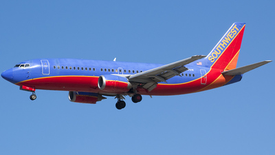 N632SW - Boeing 737-3H4 - Southwest Airlines