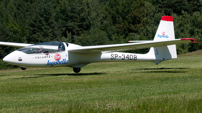 SP-3408 - SZD 50-3 Puchacz - Private
