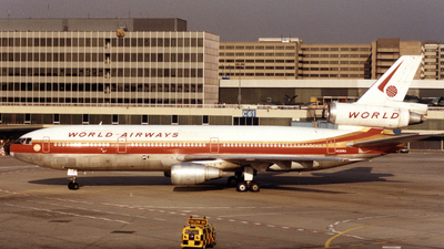 N108WA - McDonnell Douglas DC-10-30(CF) - World Airways