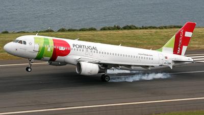 CS-TNM - Airbus A320-214 - TAP Portugal