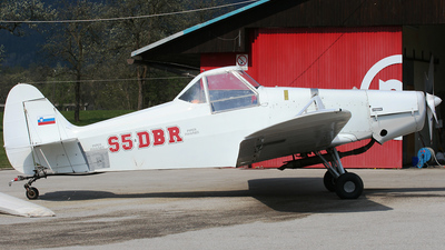 S5-DBR - Piper PA-25-235 Pawnee - Alpski Letalski Center