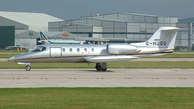 G-HUGG - Bombardier Learjet 35 - Northern Executive Aviation