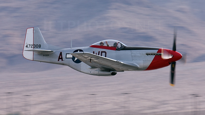 NL151DM - North American P-51D Mustang - Private