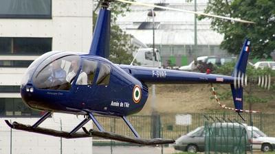 F-GVAF - Robinson R44 Clipper - Private