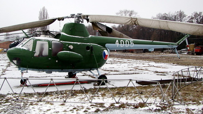 4005 - Mil Mi-1 Hare - Czechoslovakia - Air Force