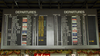 WSSS - Airport - Terminal