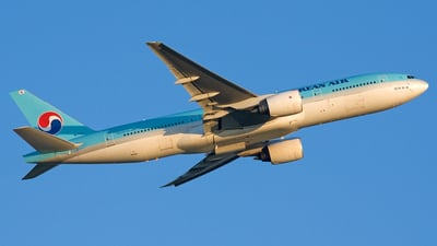 HL7751 - Boeing 777-2B5(ER) - Korean Air