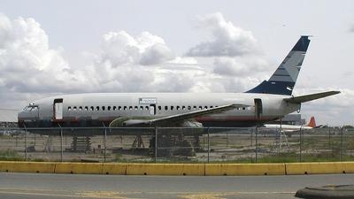 C-GBPW - Boeing 737-275(Adv) - Unititled