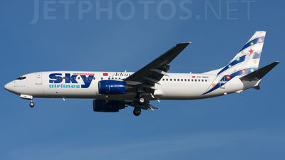 TC-SKU - Boeing 737-883 - German Sky Airlines