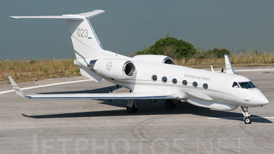 102003 - Gulfstream S102B Korpen - Sweden - Air Force
