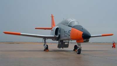 E.25-45 - CASA C-101EB Aviojet - Spain - Air Force