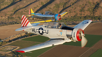 N3169G - North American AT-6 Texan - Private