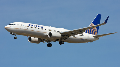 N77510 - Boeing 737-824 - United Airlines (Continental Airlines)