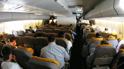 D-ABTA - Boeing 747-430(M) - Lufthansa