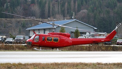 C-GFHA - Bell 205A-1 - Tasman Helicopters
