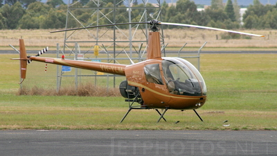 VH-YLM - Robinson R22 Beta II - Private