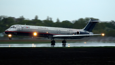 UR-CDM - McDonnell Douglas MD-83 - Khors Aircompany