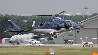 G-WOFM - Agusta A109E Power - Private