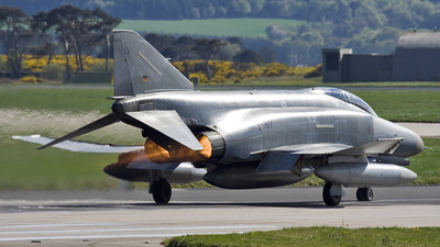 38-67 - McDonnell Douglas F-4F Phantom II - Germany - Air Force