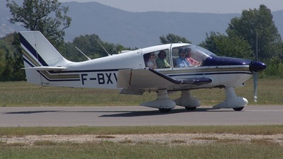 A picture of FBXVY - Robin DR400/180 - [1111] - © Xavier-Costa Brava Spotters