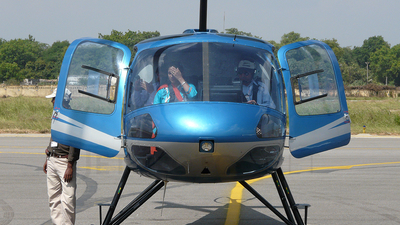 VT-DEP - Enstrom 480B - Venture Aviation