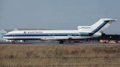 N8827E - Boeing 727-225 - Eastern Air Lines