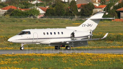 CS-DPJ - Raytheon Hawker 900XP - HeliPortugal