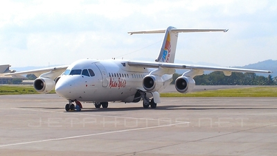 RP-C2997 - British Aerospace BAe 146-100 - Asian Spirit