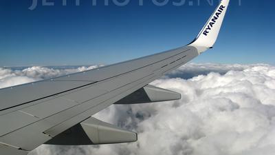 EI-EKI - Boeing 737-8AS - Ryanair