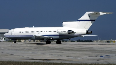 VP-BNA - Boeing 727-21 - Mid East Jet
