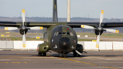 50-82 - Transall C-160D - Germany - Air Force