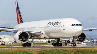 RP-C7774 - Boeing 777-3F6ER - Philippine Airlines