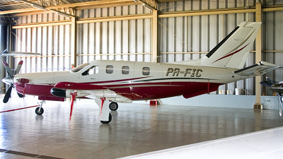 PR-FIC - Socata TBM-700C2 - Private