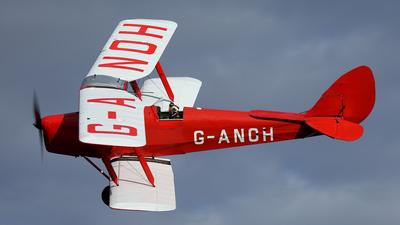 A picture of GANOH - De Havilland DH82 Tiger Moth - [86040] - © douglas clayden