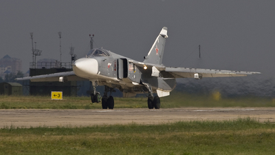 44 - Sukhoi Su-24M2 Fencer - Russia - Air Force