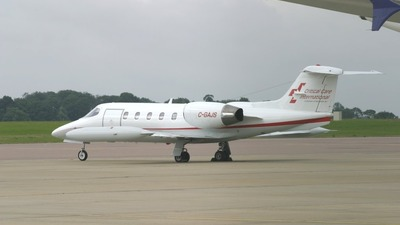 C-GAJS - Bombardier Learjet 35A - Canadian Global Air Ambulance
