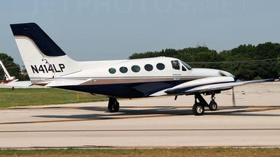 N414LP - Cessna 414A Chancellor - Private