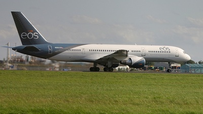N926JS - Boeing 757-2Q8 - EOS Airlines
